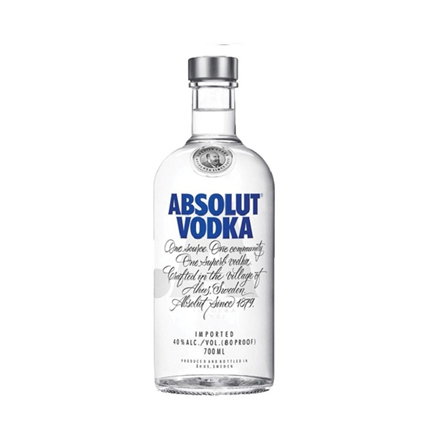 ABSOLUT 700ML ABSOLUT 700ML