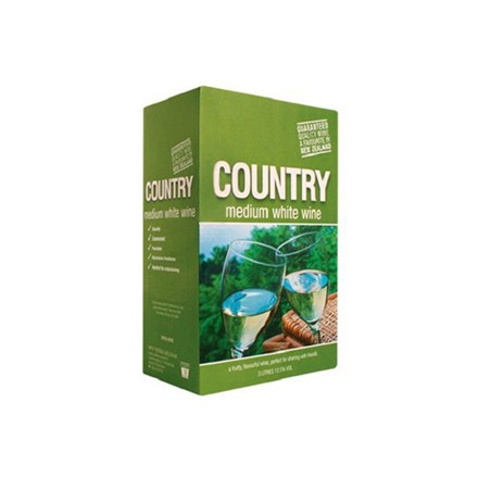 COUNTRY Medium White 3L COUNTRY Medium White 3L